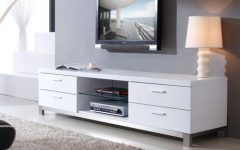 TV Stands White