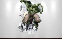 Marvel 3D Wall Art