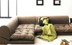 Floor Cushion Sofas