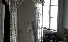 Tall Venetian Mirror