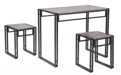 Isolde 3 Piece Dining Sets