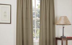 Jacob Tab Top Single Curtain Panels