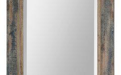 Janie Rectangular Wall Mirrors