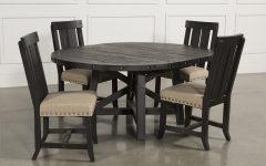 Jaxon Round Extension Dining Tables