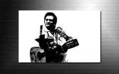 Johnny Cash Wall Art