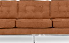 Florence Mid-Century Modern Right Sectional Sofas