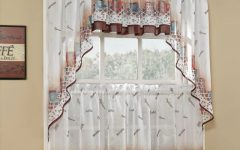 Kitchen Curtain Tiers