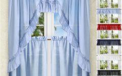 Glasgow Curtain Tier Sets