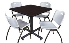 Mode Square Breakroom Tables