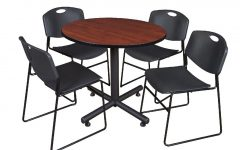 Mode Round Breakroom Tables