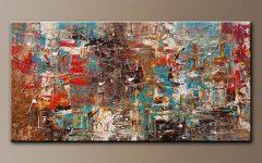Huge Abstract Wall Art