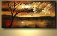 Abstract Nature Wall Art