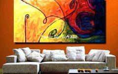 Cheap Oversized Canvas Wall Art