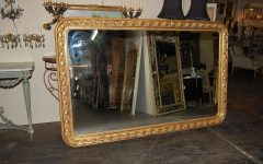 Large Antique Mirror for Sale