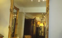 Large Gilt Mirrors
