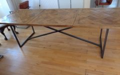 Parquet Dining Tables