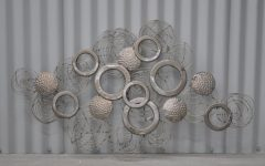 Metal Wall Art Sculptures