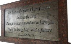 Jeremiah 29 11 Wall Art