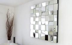 Large Mirror Art