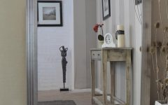 Shabby Chic Long Mirror