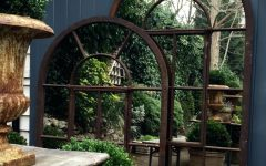 Large Garden Mirrors