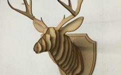 Stag Head Wall Art