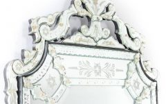 Mirrors Venetian
