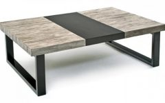 Modern Rustic Coffee Tables