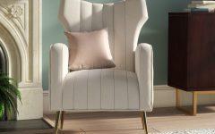 Lauretta Velvet Wingback Chairs