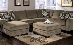 Raleigh Sectional Sofas