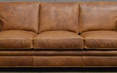 Full Grain Leather Sofas