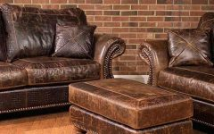 Bomber Leather Sofas