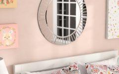 Lidya Frameless Beveled Wall Mirrors
