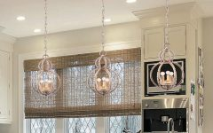 Wall Mounted Mini Chandeliers