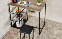 Ligon 3 Piece Breakfast Nook Dining Sets