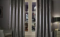Lined Velvet Curtains
