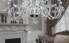 Florian Crystal Chandeliers