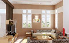 Living Room Rendering