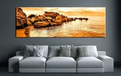 Living Room Canvas Wall Art