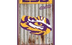 Lsu Wall Art