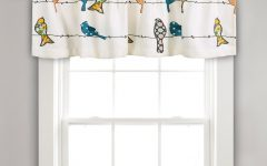 Rowley Birds Valances
