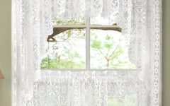 Luxurious Kitchen Curtains Tiers, Shade or Valances
