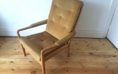Vintage Cintique Armchair