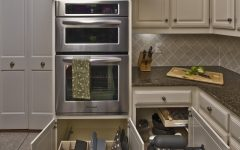 Storage Racks for Kitchen Cupboards
