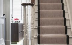 Stair Tread Carpet Rods