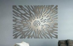 Kingdom Abstract Metal Wall Art