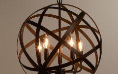 Sphere Chandelier