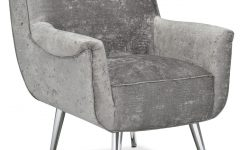 Loft Smokey Swivel Accent Chairs