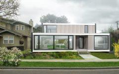 Minimalist Modern Prefab Homes 2014