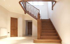 Minimalist Wooden Staircase 2015